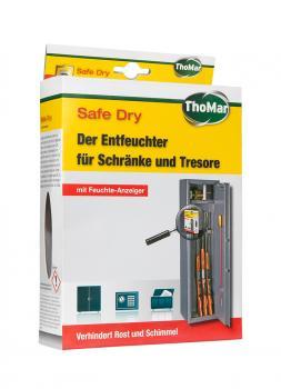 Luftentfeuchter ThoMar für Tresore und Schränke